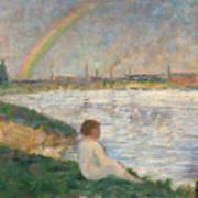 The Rainbow  Art Print