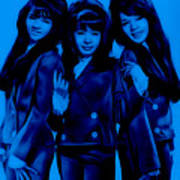 The Ronettes Collection Art Print