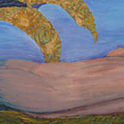 The Sea Lover Art Print