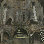 Tarelkin's Death Art Print