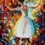 The Symphony Of Dance Art Print