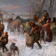 The Underground Railroad Art Print