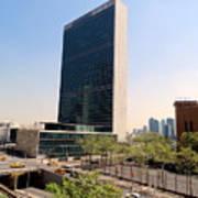 The United Nations Art Print