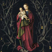 The Virgin Of The Dry Tree Art Print