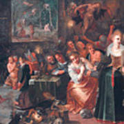 The Witches' Sabbath Art Print