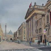 Theatre Royal Newcastle Art Print