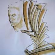 Theory Art Print by Paulo Zerbato