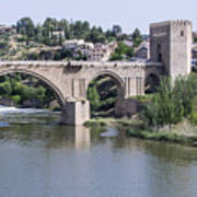 Toledo Spain  Art Print