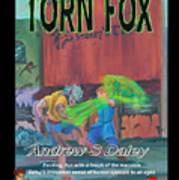 Torn Fox Art Print