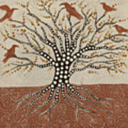 tree of Life Art Print by Sophy White