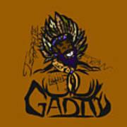 Tribe Of Gad Art Print