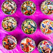 Turkish Bowls Art Print