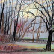 Turner South Art Print