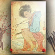 Ukyo-e Soul Art Print