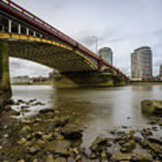 Vauxhall Bridge Art Print