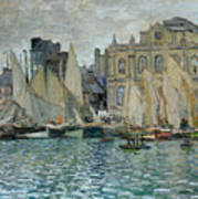 View Of Le Havre Art Print