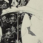 Virgilius The Sorcerer Art Print
