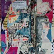 Walls - Favorably Art Print