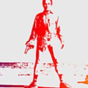 Walter White Aka Heisenberg Art Print