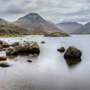 Wastwater Long Exposure Art Print