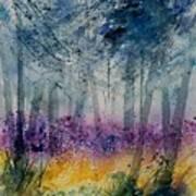 Watercolor  130608 Art Print