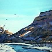 Watercolor3814 Art Print