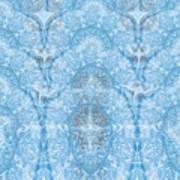 Wave 3d Effect Art Print