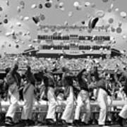 West Point Graduation Art Print