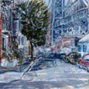Williamsburg2 Art Print
