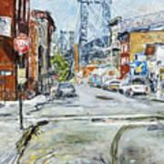 Williamsburg3 Art Print