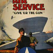 World War I: Air Service Art Print by Granger