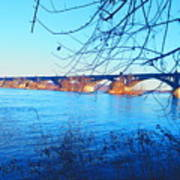 Wrightsville Bridge Art Print