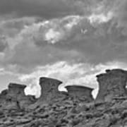 Wyoming Landscape Art Print