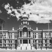 Wyoming State Capitol - Cheyenne Art Print