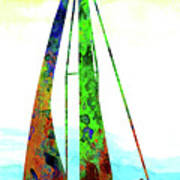 Yachtsman Art Print