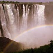 Zimbabwe Art Print