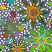 Ayahuasca Vision  Art Print
