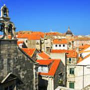 Croatia, Dubrovnik Art Print