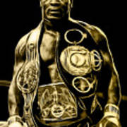 Mike Tyson Collection Art Print