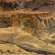 Moonland Ladakh Jammu And Kashmir India Art Print