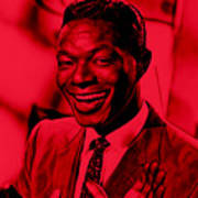 Nat King Cole Collection Art Print