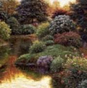 Richmondstream Henry Peeters Art Print
