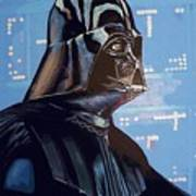 Star Wars 3 Poster Art Print