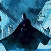 Star Wars Saga Poster Art Print