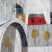 Stari Most, Mostar Art Print