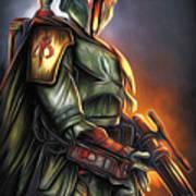 Video Star Wars Poster Art Print