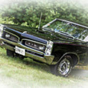 Classic Cars Art Print