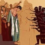 100 Years Of Genocide Art Print