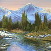 100807-3060  Seasons Change Art Print