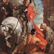 10298 Anthony Van Dyck Art Print